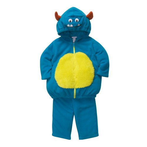 Bunting Outerwear - Carter's Costume - Monster- 3-6 Months