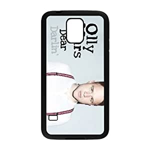 Samsung Galaxy S5 Cell Phone Case Black Olly Murs fatz