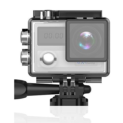 4K Action Camera, Greatever UHD 4K WIFI Sports DVR Cam Water