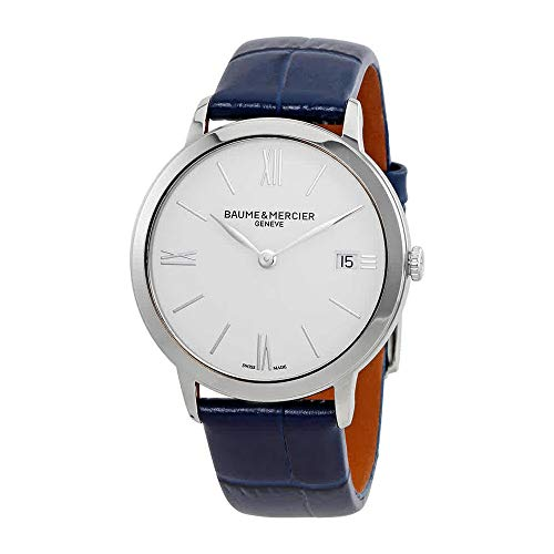 Baume et Mercier Classima White Dial Ladies Watch 10355