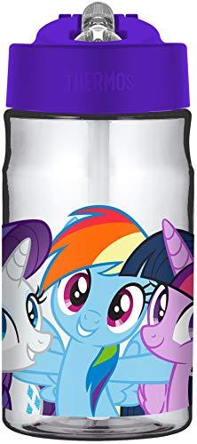 Thermos 12 Ounce Tritan Hydration Bottle, My Little Pony -