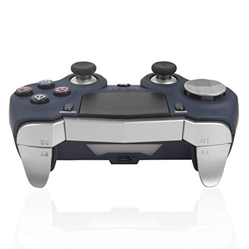 f7184f9ddce18 PS4 Wireless Controller, SADES Newest Version PS4 Controller Gamepad ...