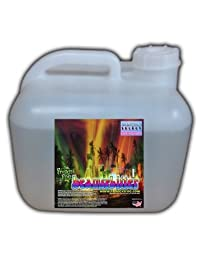 Beam Splitter - Professional Water Based Haze Fluid - 2.5 Gallon Square - Works Amazing in Hurricane Haze 1D, Haze 2D and Haze 4D