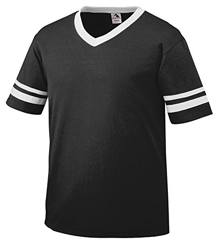 Augusta Sportswear Youth Sleeve Stripe Jersey , Medium, ()