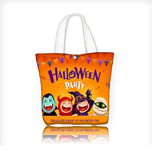 compact shopping bagbag for shoppingHalloween Party Group of