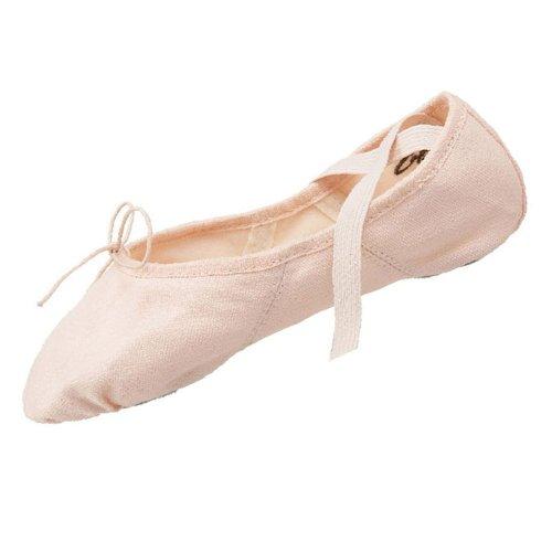 2028 Ballet Pink Juliet Canvas Capezio Shoe qx4YUx