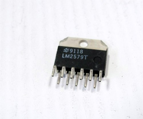 National Semiconductor LM2579T Regulator Switch