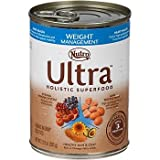 Nutro Ultra Weight Management Chunks in Gravy Adult Canned Dog Food, My Pet Supplies