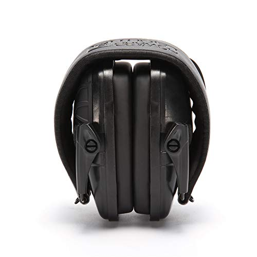 Fklee Electronic Pickup Noise canceling Headphones Affect The Shooting Outdoor Noise-Proof Earmuffs Padded Head Band Ear Cups by Fklee (Image #4)