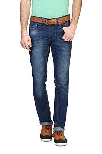 V Dot Men's Super Slim Fit Jeans