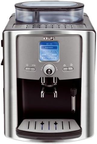 Krups xp7230fr Cafetera expreso Espresseria Automatic: Amazon.es ...