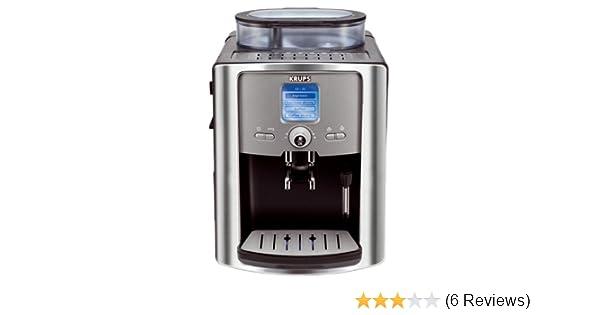 Amazon.com: Krups XP7230/XP7225 Compact Automatic Esspresso Machine: Espresso Machines: Kitchen & Dining