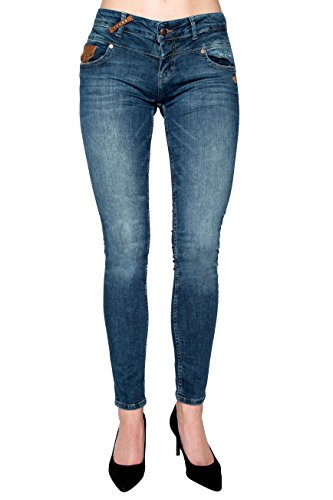 In Jeans Slim Lost Donna Paradise UFdxPq
