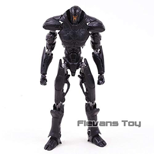 Robot Spirits Obsidian Fury Pacific Rim 2 Uprising PVC Action Figure Collectible Model Toy (Action Pacific Figure Otachi Rim)