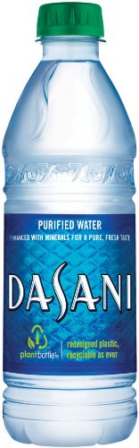 DASANI Purified Water Bottles Enhanced with Minerals, 16.9 fl oz, 24 Pack:  Amazon.com: Grocery & Gourmet Food