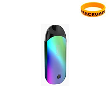Vaporesso Renova Zero Pod Kit 650mAh (Rainbow) Press to Fill POD E  Cigarettes w/PEACEVAPE Vape Band