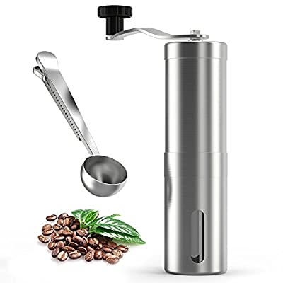 Kawany Manual Coffee Grinder,coffee grinders burr by Kawany