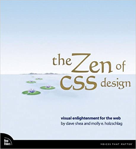 the zen of css design visual enlightenment for the web dave shea molly e holzschlag 9780321303479 amazoncom books - Css Zen Garden