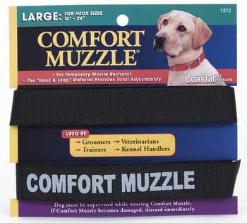 C Velcro Comfort Muzzle Large