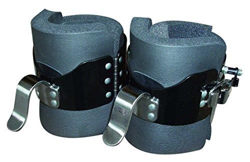 Botas con ganchos para abdominales for Ganchos para colgar botas
