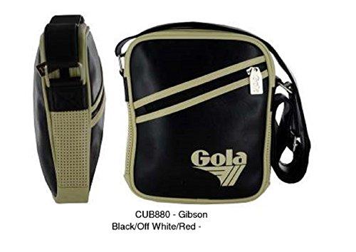 Bag Gola Black Bag Men's Gola Black Gola Shoulder Men's Bag Shoulder Men's Shoulder Black Gola wqCB5Z