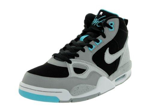 Nike - Cerrado hombre - Black-Grey