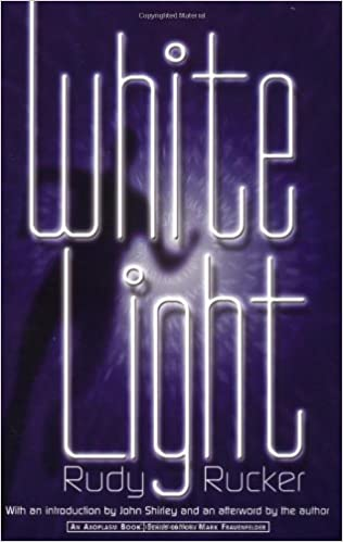 Book White Light (Axoplasm Books)