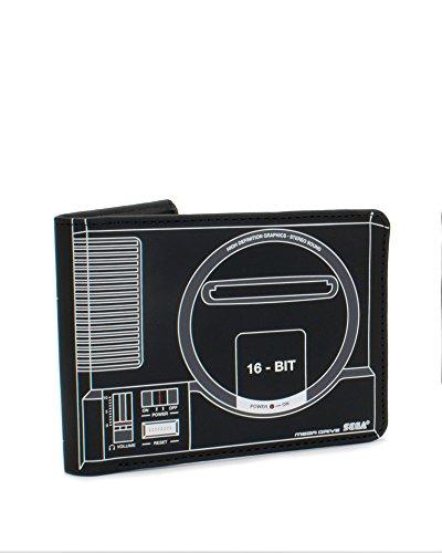 Console Officiel Drive Sega Portefeuille Mega qPBtTU