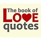The book of love quotesby Various Authors