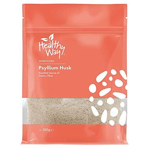 Healthy Way Psyllium Husk 500g