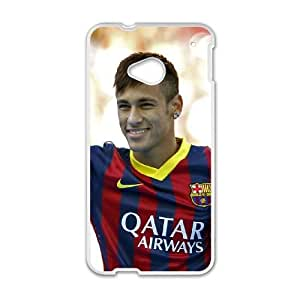 Neymar HTC One M7 Cell Phone Case White 8You276969