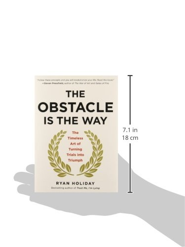 The Obstacle Is the Way: The Timeless Art of Turning Trials into ...