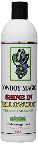 Price comparison product image Charmar Land and Cattle COWBOY MAGIC Yellow Out Pet Shampoo