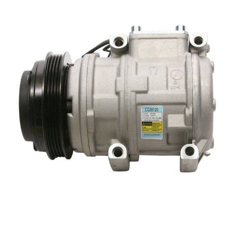 Delphi CS20120 10S17 New Air Conditioning Compressor