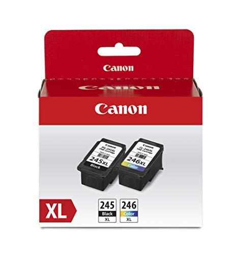 Canon PG-245 XL / CL-246 XL Amazon Pack (Canon Ink Cl246)