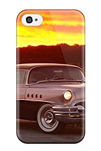 Cute High Quality Iphone 4/4s Buick Car In Psp Case
