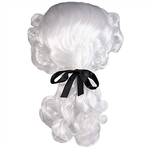Boo! Inc Colonial Powdered Wig | Children's | Halloween Costume Accessory - http://coolthings.us