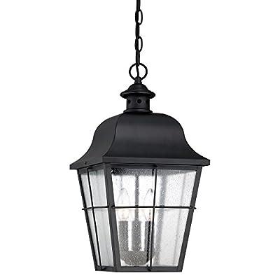 Quoizel Millhouse MHE1910K Outdoor Hanging Lantern