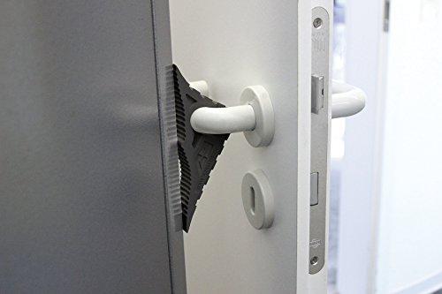 Schellenberg 66362 - Tope para ventana y tope para puerta dos vez, color azul oscuro: Amazon.es: Bricolaje y herramientas