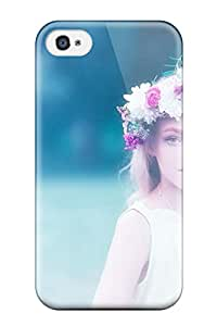 Hot New Artistic Case Cover For Iphone 4/4s With Perfect Design