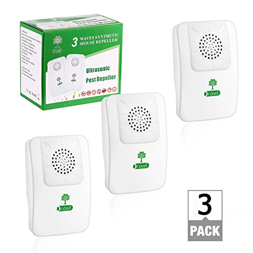 DR.OWL Ultrasonic Pest Repeller - Pack o - Get Rid Of Roaches Shopping Results