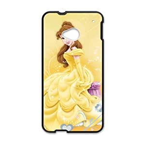 Beauty and the Beast lovely girl Cell Phone Case for HTC One M7