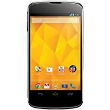 Nexus 4 LG-E960 -16GB- Black (New Boxed, Unlocked) Smartphone Android 4.2
