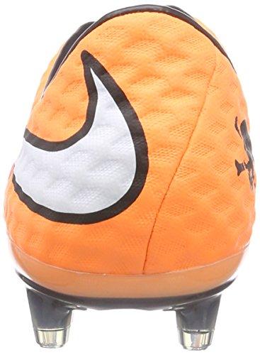 Nike blk Fußballschuhe Hypr Mehrfarbig atmc FG Crmsn Orng Hypervenom White 800 Phantom Herren PqnwPURr