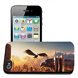 Buy Eagle Pattern 3D Effect Case for iPhone5