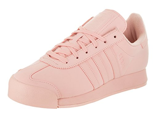 Adidas Originals Women's Samoa W Sneakers Ice Pink/Ice Pink/White (Large Image)
