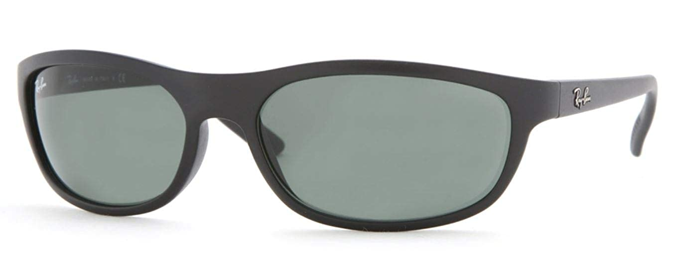 d3298d7257 Amazon.com  Ray-Ban Men s Rb4114 Rectangular Sunglasses