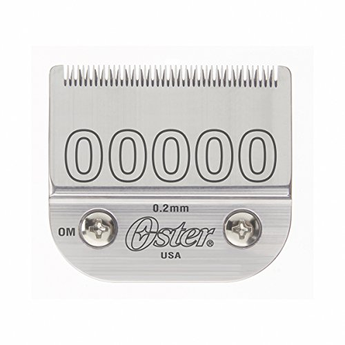 Oster® Detachable Blade Size 00000 Fits Classic 76, Octane, Model One, Model 10, Outlaw Clippers - Osters Classic 76 Clippers
