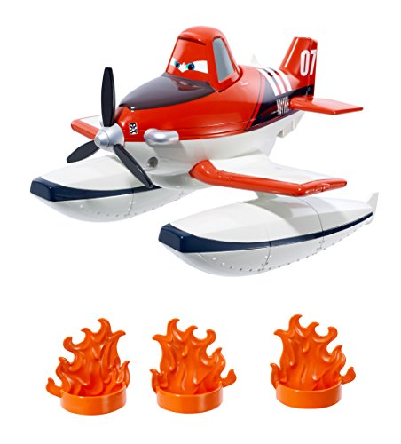 [Disney Planes: Fire & Rescue Scoop & Spray Firefighter Dusty] (El Chupacabra Planes Costume)