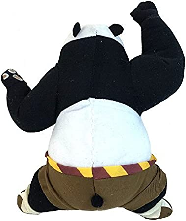 Kung Fu Panda 3 Abao Hu Niu Hand Office Aberdeen Model Toy Doll Decoration